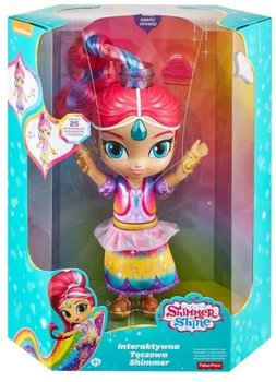 Shimmer i Shine, lalka interaktywna Tęczowa Shimmer, FVC66/FVC43-Fisher Price