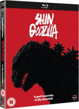 Shin Godzilla (brak polskiej wersji językowej)-Higuchi Shinji, Anno Hideaki