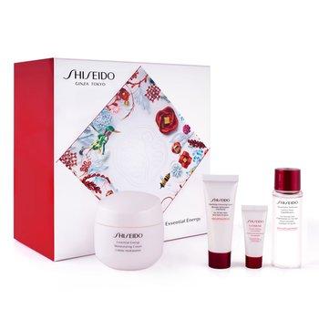 Shiseido, Essential Energy, zestaw kosmetyków, 4 szt-Shiseido
