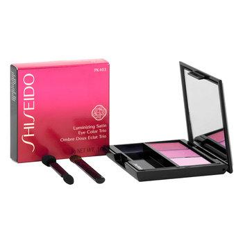 Shiseido, Luminizing Satin Eye Color Trio, potrójny cień do powiek PK 403 Boudoir, 3 g-Shiseido
