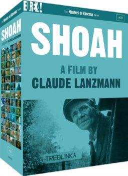 Shoah - The Masters of Cinema Series (brak polskiej wersji językowej)-Lanzmann Claude