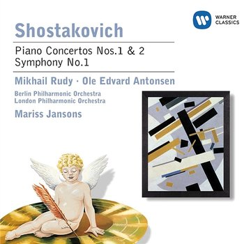 Shostakovich : Concerto for Piano, Trumpet, Strings/Piano Concerto No.2/Symphony No.1 - Mikhail Rudy, Berliner Philharmoniker, Mariss Jansons