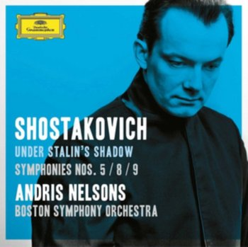 Shostakovich: Under Stalin's Shadow - Symphonies Nos. 5, 8 & 9 - Nelsons Andris
