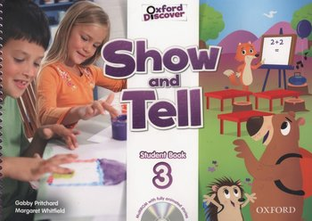 Show and Tell 3. Student Book + CD - Pritchard Gabby, Whitfield Margaret