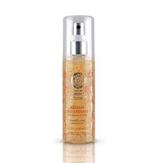 Siberica, Natura, spray do ciała i włosów aktywne witaminy, 125 ml-Natura Siberica