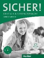 Sicher! C1 Arbeitsbuch mit CD-ROM-Perlmann-Balme Michaela, Schwalb Susanne, Matussek Magdalena