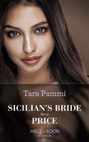 Sicilian's Bride For A Price-Pammi Tara