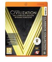 Sid Meier's Civilization V - Wydanie kompletne