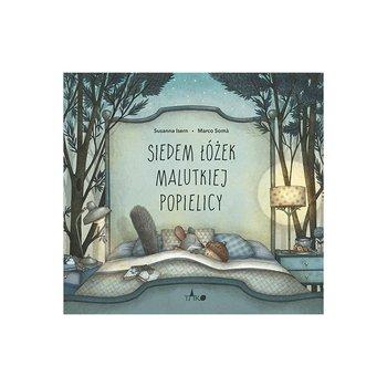 Siedem łóżek malutkiej popielicy-Isern Susanna