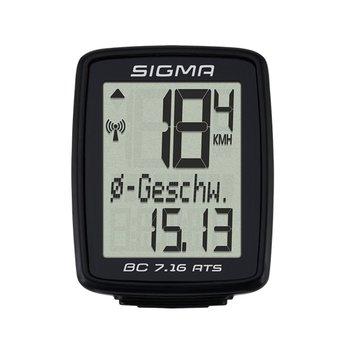 Sigma. Licznik, BC 7.16 ATS-Sigma
