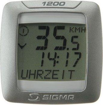 Sigma, Licznik rowerowy, BC 1200-Sigma