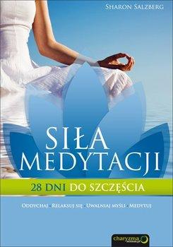 Siła medytacji. 28 dni do szczęścia-Salzberg Sharon