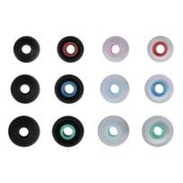 Silikonowe wkładki do słuchawek HAMA, S-L, 12 szt.