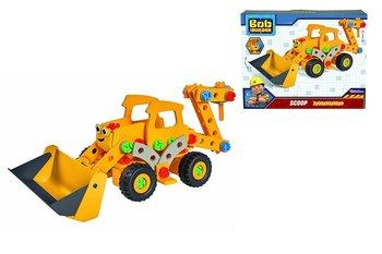 Simba, Bob Budowniczy, zabawka konstrukcyjna Koparka-Simba