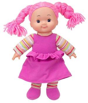 Simba, lalka Szmaciana Dolly Pyzata-Simba
