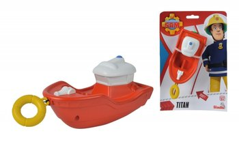 Simba, Łódka napędzana, Strażak Sam - Titan