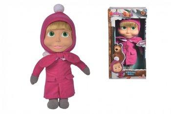 Simba, Masza i Niedźwiedź, lalka interaktywna-Simba