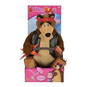 Simba, Masza i Niedzwiedz Rockowy Misza-Simba