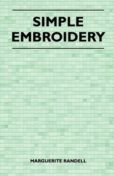 Simple Embroidery-Randell Marguerite