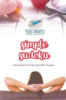 Simple Sudoku | Easy Puzzles For Every One (240+ Puzzles)-Puzzle Therapist