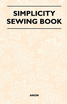 Simplicity Sewing Book-Anon