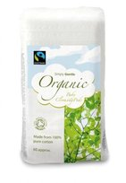 Simply Gentle, Płatki kosmetyczne z bawełny organicznej