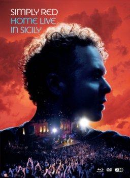 Simply Red: Home - Live in Sicily (brak polskiej wersji językowej)