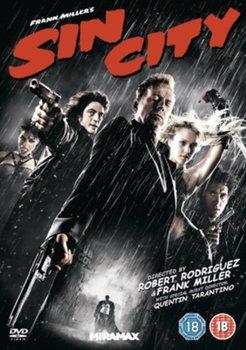 Sin City (brak polskiej wersji językowej)-Miller Frank, Rodriguez Robert, Tarantino Quentin