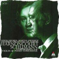 Sinfonien Nr. 1 - 4  & Violin & Piano Concertos