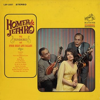 Sing Tenderly and Other Great Love Ballads-Homer & Jethro