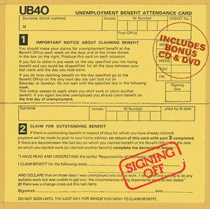 Singing Off-UB 40