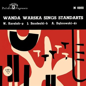 Sings Standards - Wanda Warska