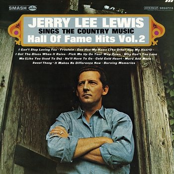 Sings The Country Music Hall Of Fame Hits Vol. 2-Jerry Lee Lewis