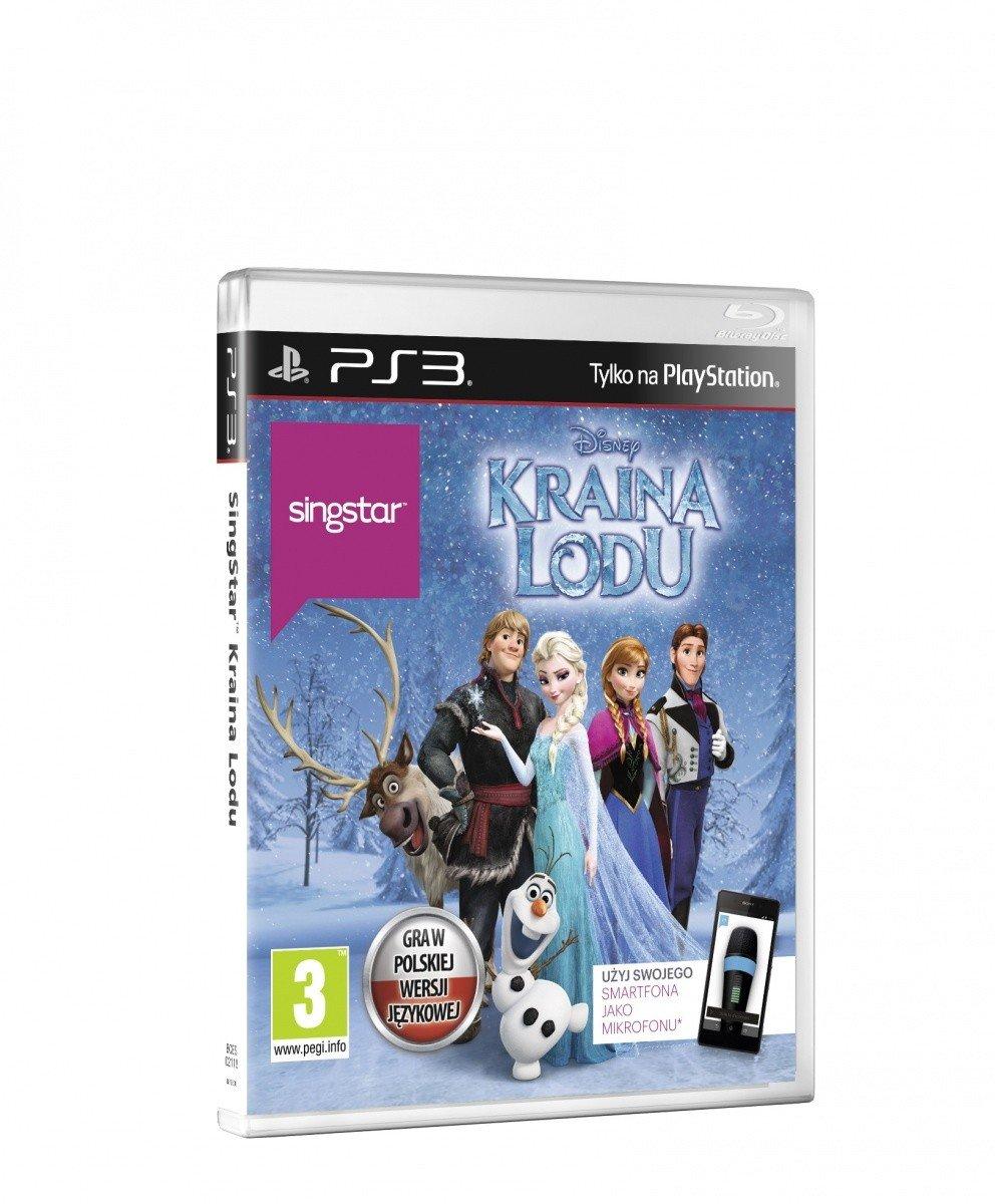 Singstar Kraina Lodu Playstation 3 Sony Gry I Programy Sklep