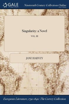 Singularity - Harvey Jane