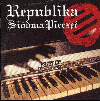 Siódma pieczęć (Reedycja)-Republika