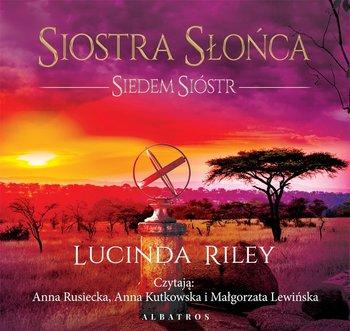 Siostra Słońca. Siedem sióstr-Riley Lucinda
