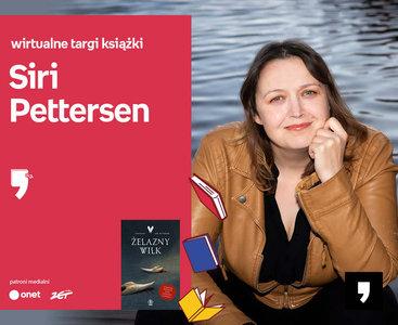 Siri Pettersen – PREMIERA | Wirtualne Targi Książki