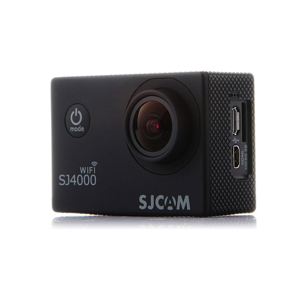 SJCAM, Kamera sportowa, SJ4000 Wi-Fi