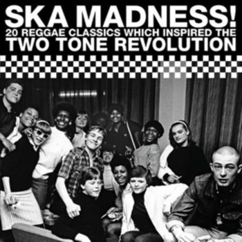 Ska Madness!-Various Artists