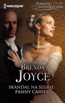 Skandal na ślubie panny Cahill-Joyce Brenda