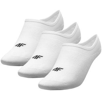 Skarpety damskie 4F białe H4L21 SOD007 10S-4F