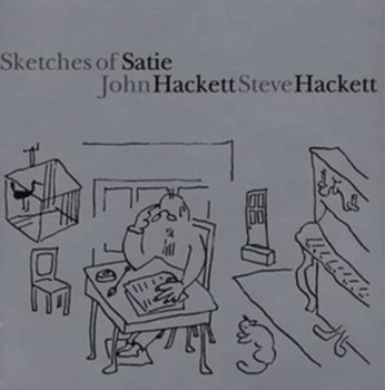 Sketches of Satie-Hackett John, Hackett Steve