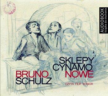 Sklepy cynamonowe-Schulz Bruno