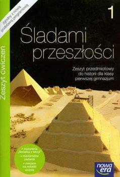 Śladami przeszłości 1. Historia. Zeszyt ćwiczeń dla gimnazjum-Opracowanie zbiorowe