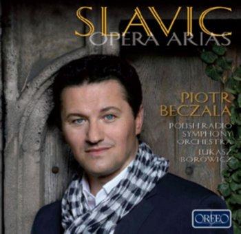 Slavic Opera Arias-Beczała Piotr