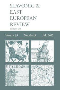 Slavonic & East European Review (93