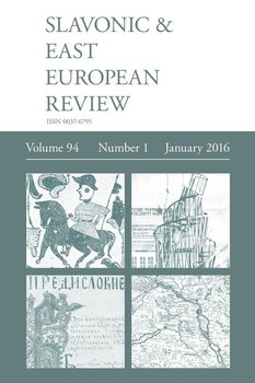 Slavonic & East European Review (94