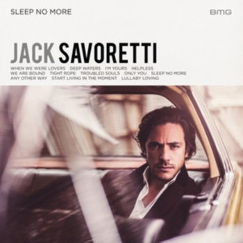 Sleep No More-Jack Savoretti