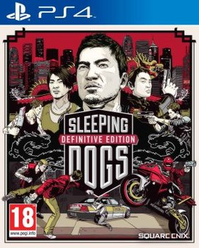Sleeping Dogs - Definitive Edition-Square Enix